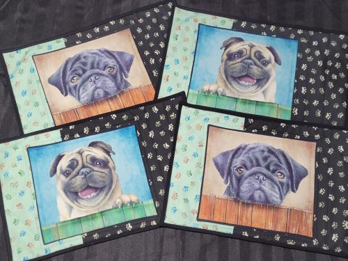 Placemats, Table Runners and Coaster Sets for Sale
